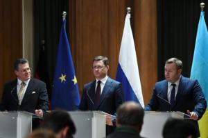 Καταρχήν συμφωνία ανάμεσα σε Ρωσία και Ουκρανία για το φυσικό αέριο