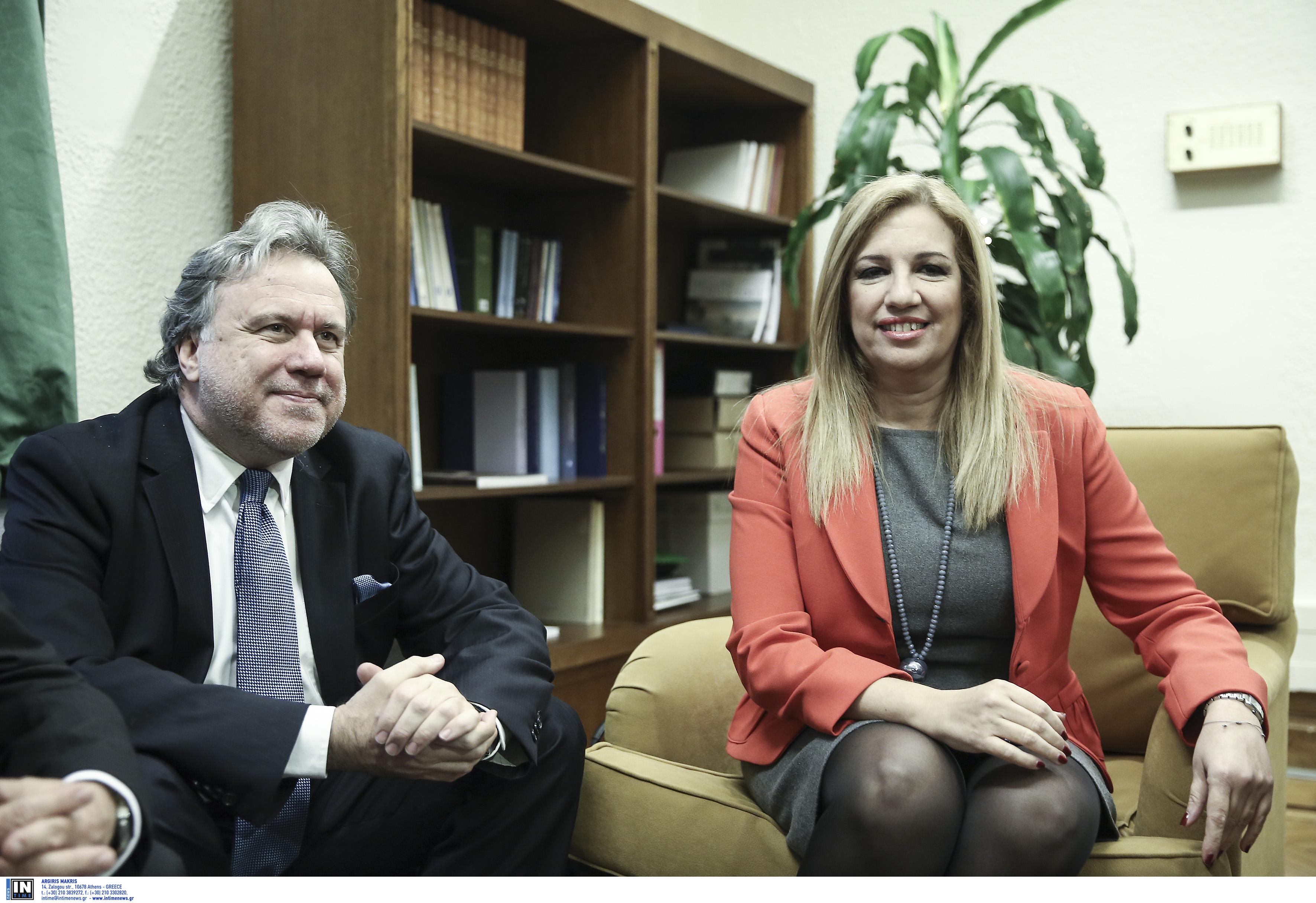 Ελληνοτουρκικά: Συμβούλιο αρχηγών ζητά η Γεννηματά, Συμβούλιο Εξωτερικής Πολιτικής ο Κατρούγκαλος