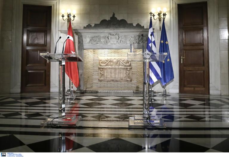 Διπλωματικό πόκερ Ελλάδας - Τουρκίας: Πόσο πιθανή είναι μια επαφή Μητσοτάκη - Ερντογάν