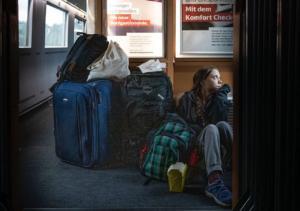Πως η Γκρέτα Τούνμπεργκ προκάλεσε νευρικό κλονισμό στους γερμανικούς σιδηροδρόμους