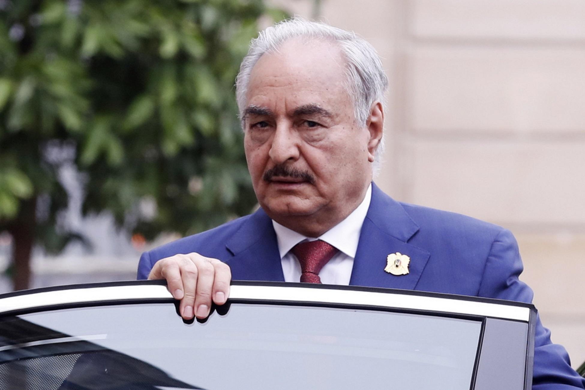 «Μυρίζει μπαρούτι» στη Λιβύη! Οι δυνάμεις του στρατάρχη Χάφταρ κατέλαβαν πλοίο με πλήρωμα Τούρκους ναυτικούς
