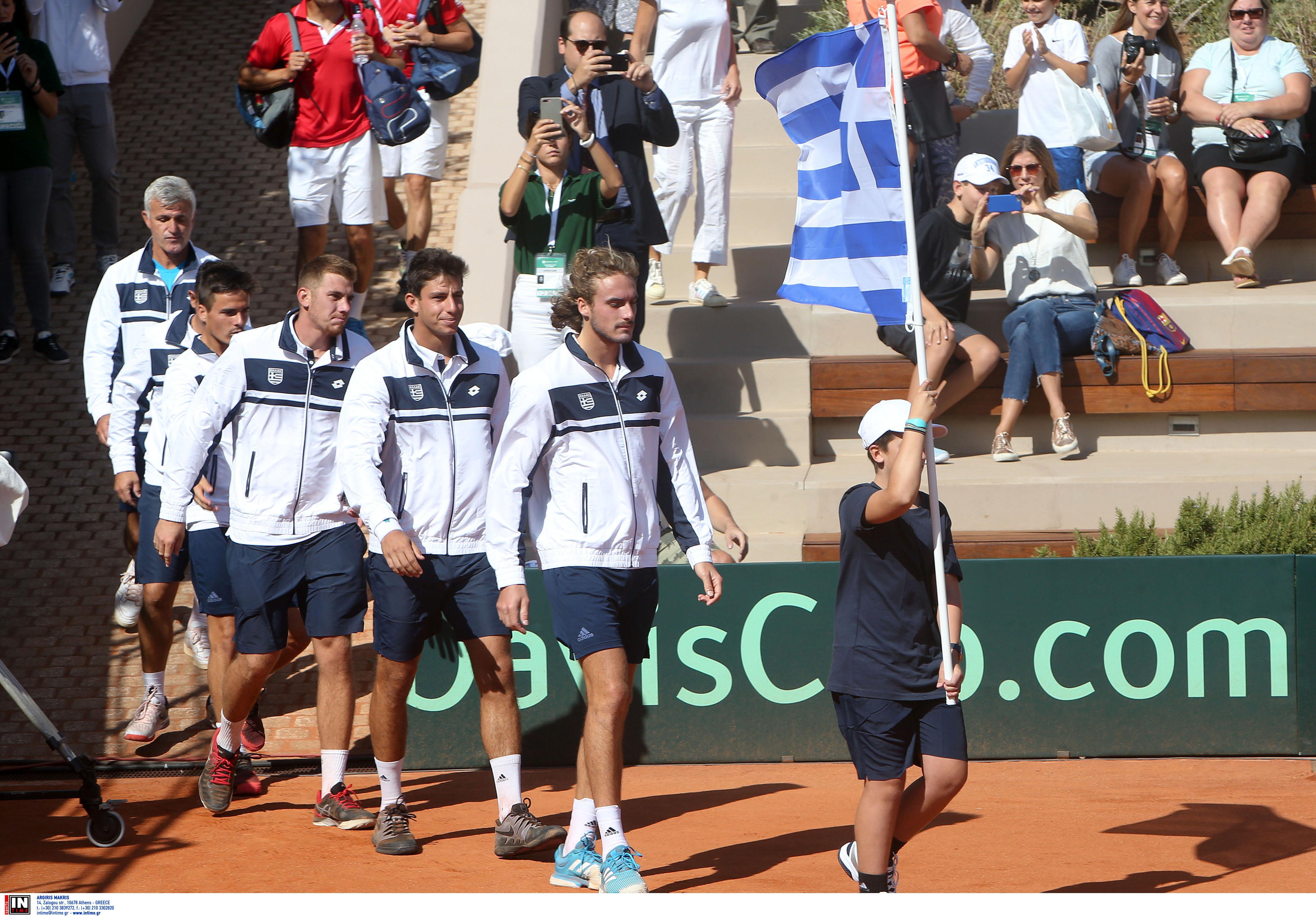 Davis Cup: Η Λιθουανία στο δρόμο της Εθνικής!