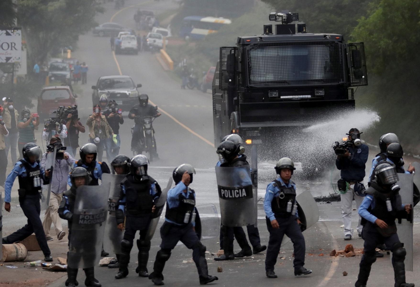 Ονδούρα: Τουλάχιστον 18 νεκροί και άλλοι 16 τραυματίες σε συμπλοκές μέσα σε φυλακή