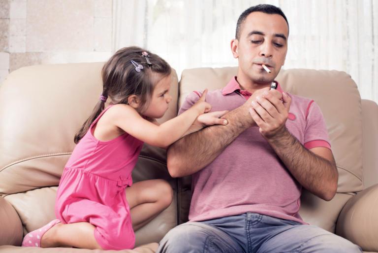 Η έκθεση των παιδιών στο κάπνισμα αυξάνει τον κίνδυνο για υπερκινητικότητα και προβλήματα συμπεριφοράς