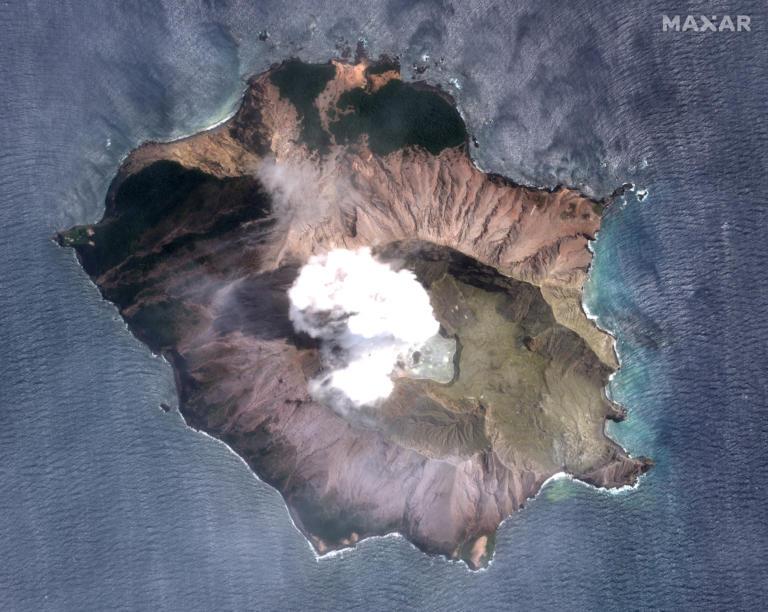 Νέα Ζηλανδία: Πάει για νέα έκρηξη το ηφαίστειο Ουακατάνε! [pics]