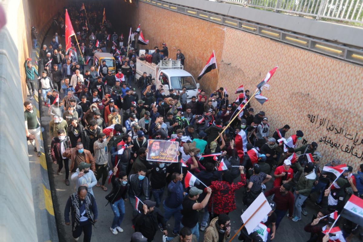 Κόλαση στο Ιράκ! Τουλάχιστον 460 νεκροί στις διαδηλώσεις - Ο αγιατολάχ Σιστάνι απέχει από τον σχηματισμό κυβέρνησης....