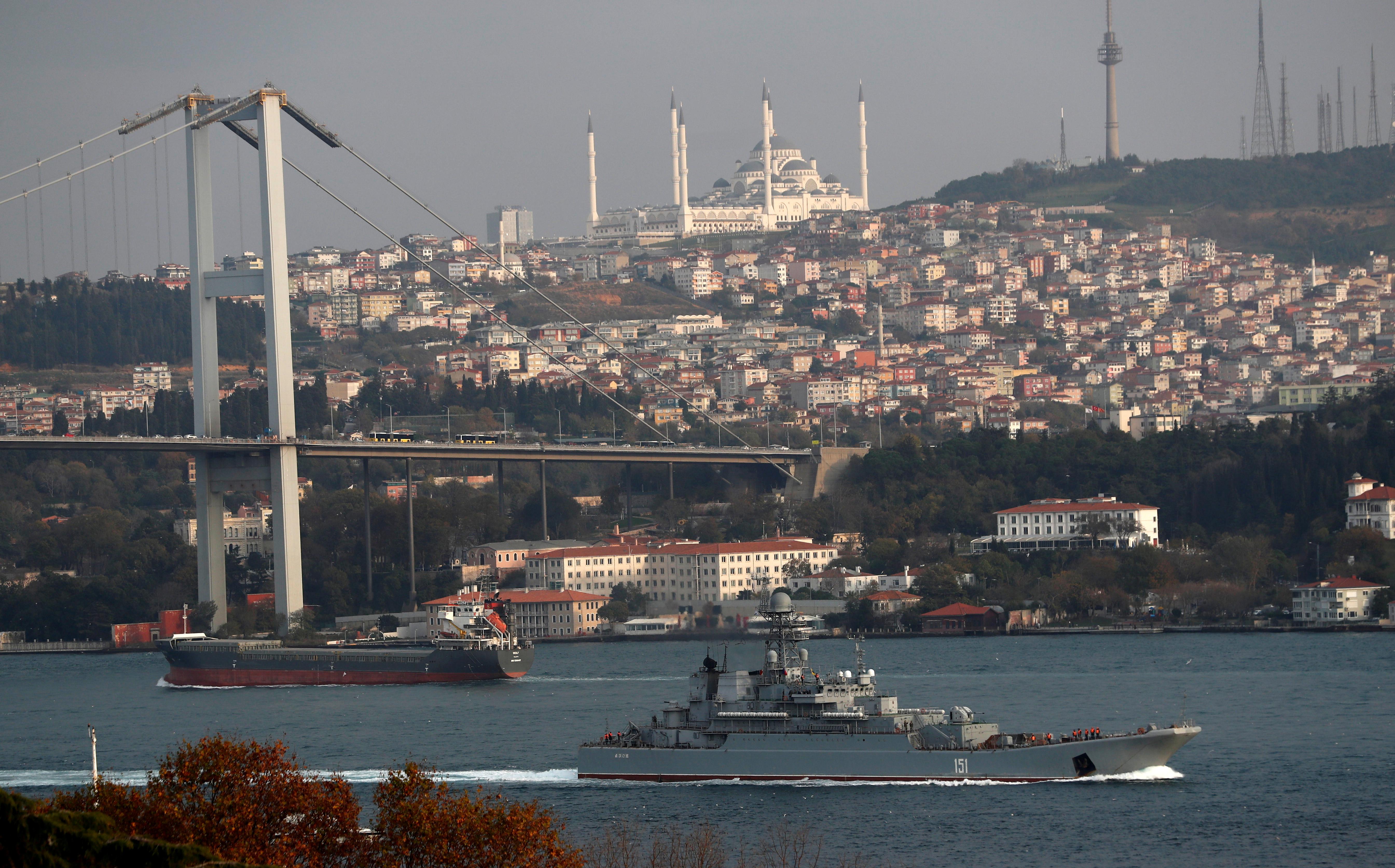 Διώρυγα της Κωνσταντινούπολης