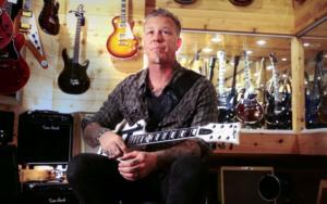 James Hetfield: Λεύκωμα με χειροποίητες αντίκες αυτοκινήτων από τον frontman των Metallica!