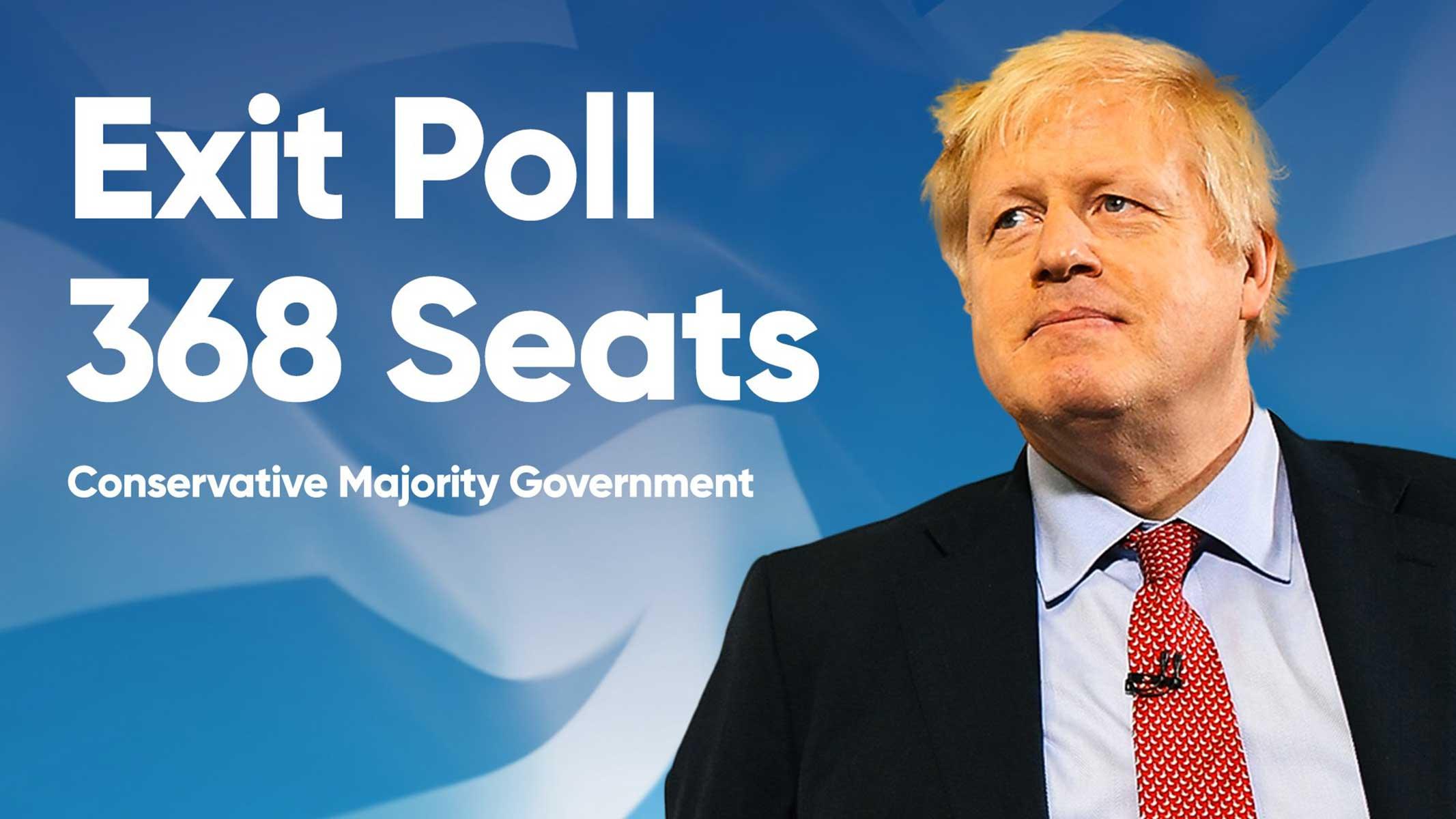 Εκλογές Βρετανία: Το email που έστειλε μετά τα exit poll ο Τζόνσον!