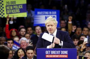 """""""Ο Τζόνσον δεν θα τηρήσει το χρονοδιάγραμμα που έχει ορίσει για το Brexit"""""""