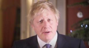 Μπόρις Τζόνσον: Χριστουγεννιάτικο μήνυμα με… Brexit και πεθερικά!