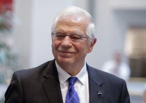 Στην Τρίπολη ο επικεφαλής της εξωτερικής πολιτικής της Ευρωπαϊκής Ένωσης Ζοζέπ Μπορέλ