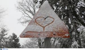 Καιρός: Από την Ζηνοβία… με αγάπη! Ψυχρή εισβολή και χιόνια