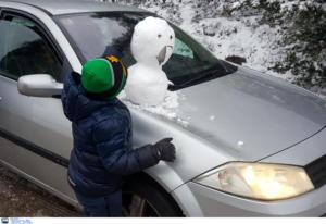 """Καιρός: """"Χιονιάς τριών ημερών και στην Αττική"""" λέει ο Καλλιάνος!"""