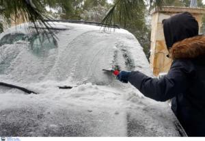 """Καιρός: """"Παγώσαμε"""" πριν… καν έρθει η Ζηνοβία! Χιόνια και η χώρα στην κατάψυξη"""