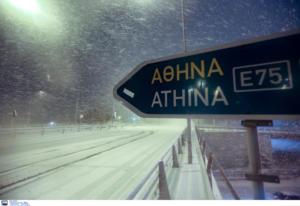 """Καιρός: """"Καμπανάκι"""" Καλλιάνου για το χιόνι και την εθνική οδό!"""