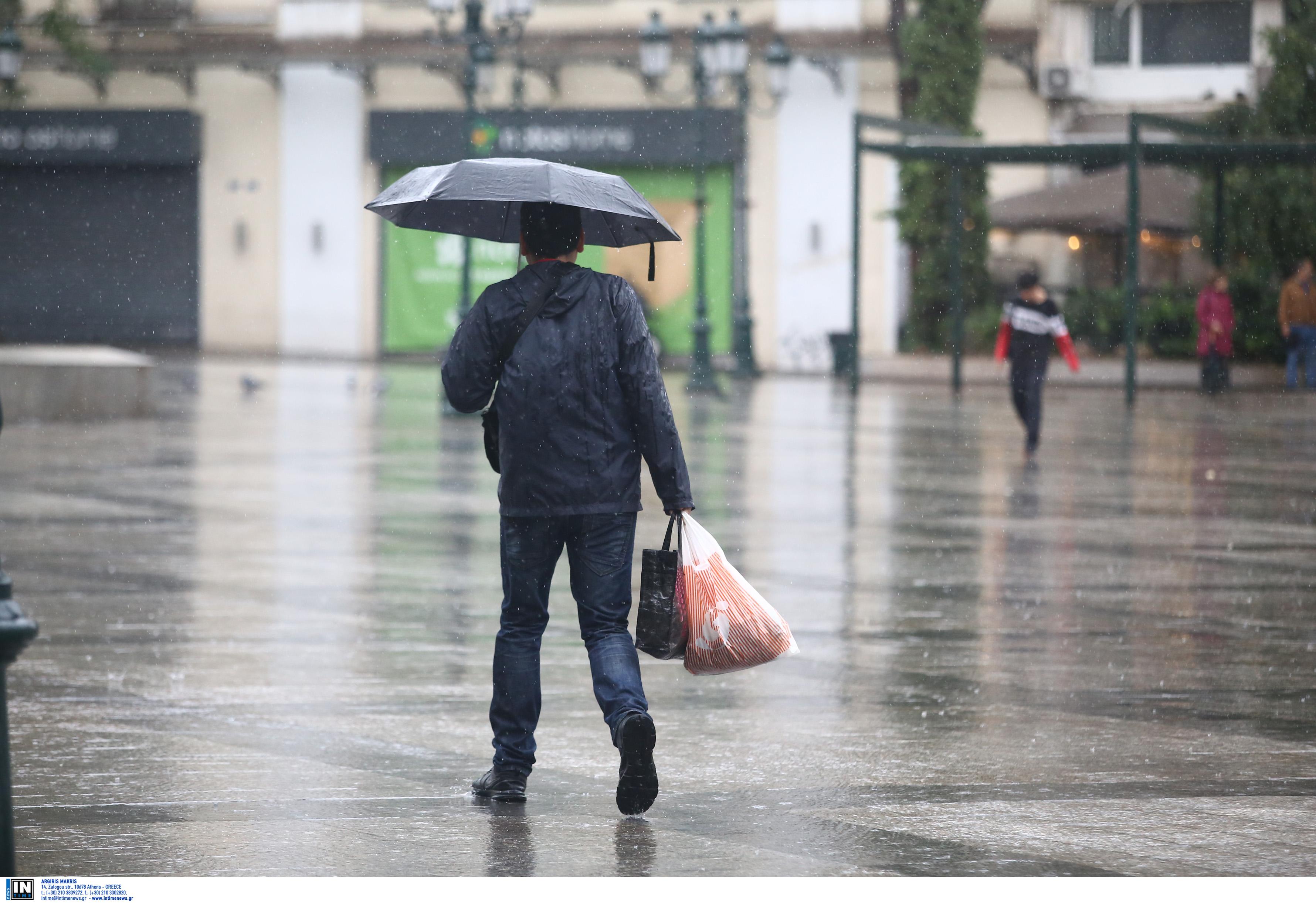 Χαλάει για τα καλά ο καιρός! Βροχές και ισχυρές καταιγίδες το Σάββατο - Θυελλώδεις άνεμοι στα πελάγη