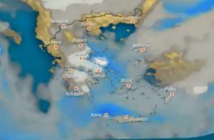 """Καιρός: """"Εκεί θα χιονίσει μέχρι την Πρωτοχρονιά"""" λέει ο Αρναούτογλου! video"""