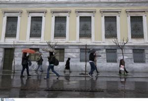 Καιρός σήμερα: Επέλαση κακοκαιρίας με βροχές και καταιγίδες
