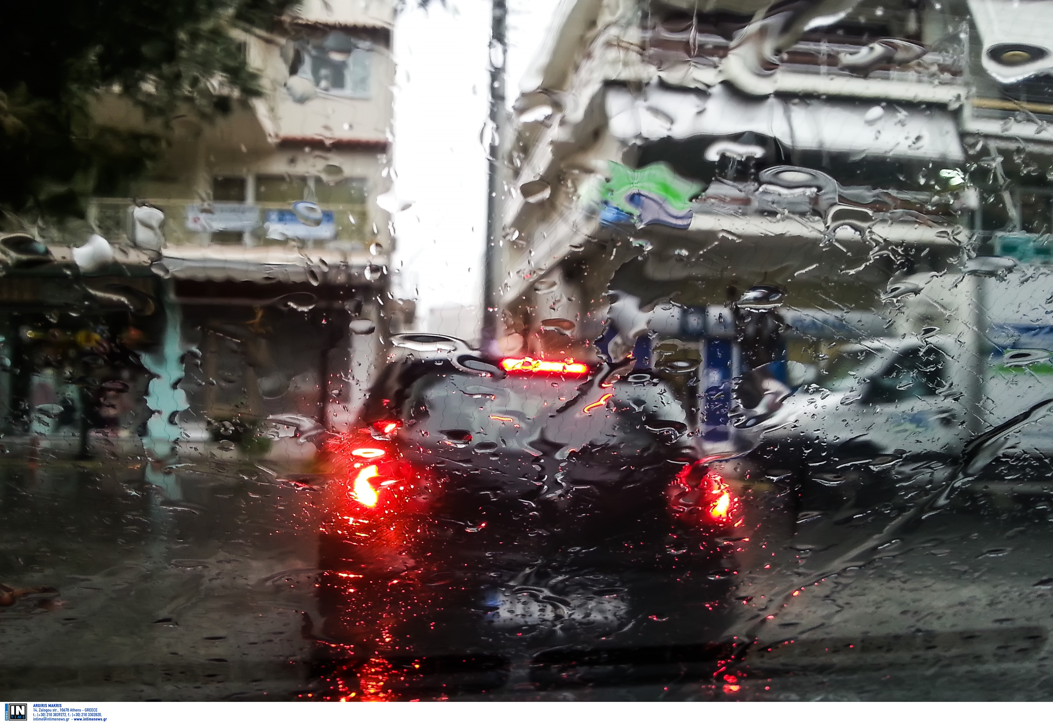 Ραγδαία επιδείνωση με βροχές και ισχυρές καταιγίδες από το βράδυ - Ποιες περιοχές θα επηρεαστούν