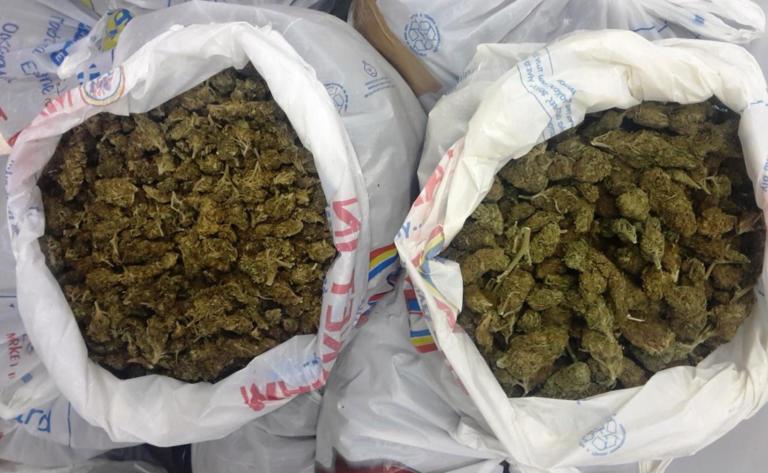 Επτά συλλήψεις για κατοχή κάνναβης και κοκαΐνης