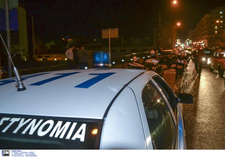 Κινηματογραφική καταδίωξη στην Χαλκίδα – Τον «στρίμωξαν» σε αδιέξοδο