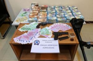 Καβάλα: Προφυλακίστηκε και ο τρίτος κατηγορούμενος της μεγάλης ληστείας των 4.200.000 ευρώ!
