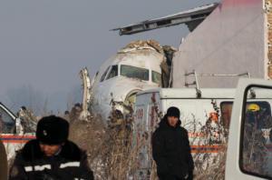 Καζακστάν: Αεροπορική τραγωδία με δεκάδες νεκρούς! Συνετρίβη αεροσκάφος με 100 επιβαίνοντες