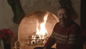 """Κέβιν Σπέισι: Νέο """"χτύπημα"""" α λα Frank Underwood βάζει """"φωτιά"""" στις φήμες! video"""