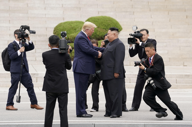 """Επιστροφή στην… """"κανονικότητα""""! Βόρεια Κορέα κατά Τραμπ ξανά! «Υποτροπιάζει στην άνοια του γεροξεκούτη»"""