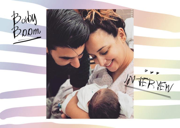 Η Κλέλια Πανταζή στο TLIFE: H γέννηση του γιου της και ο λόγος που έκανε καισαρική! [pics]