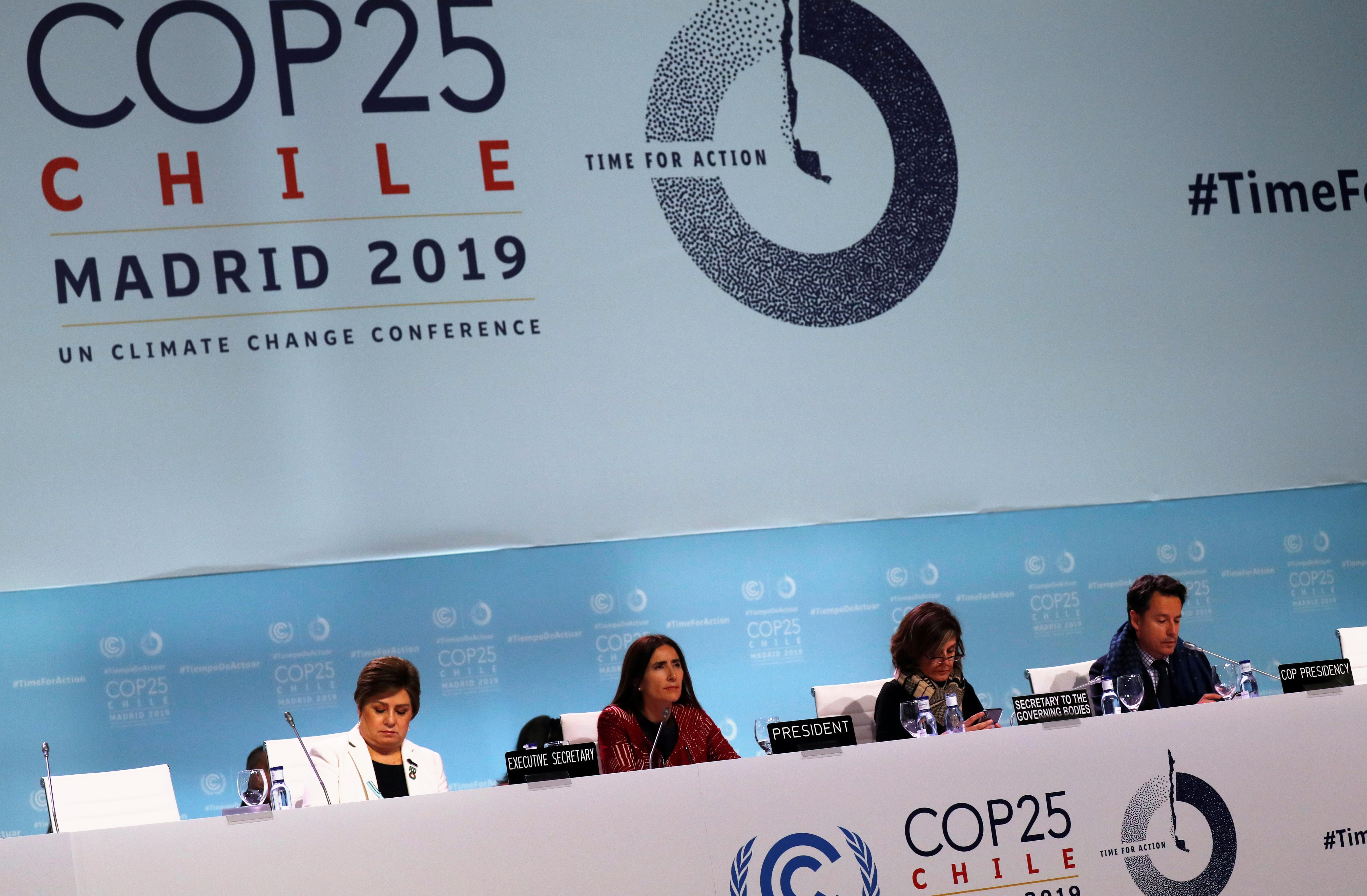 Εξαντλητικές διαπραγματεύσεις για την κλιματική αλλαγή αλλά… αχνοφαίνεται η αποτυχία συμφωνίας [pics]