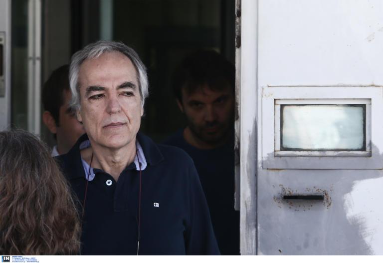 Λαμία: Ξανά στο νοσοκομείο ο Δημήτρης Κουφοντίνας