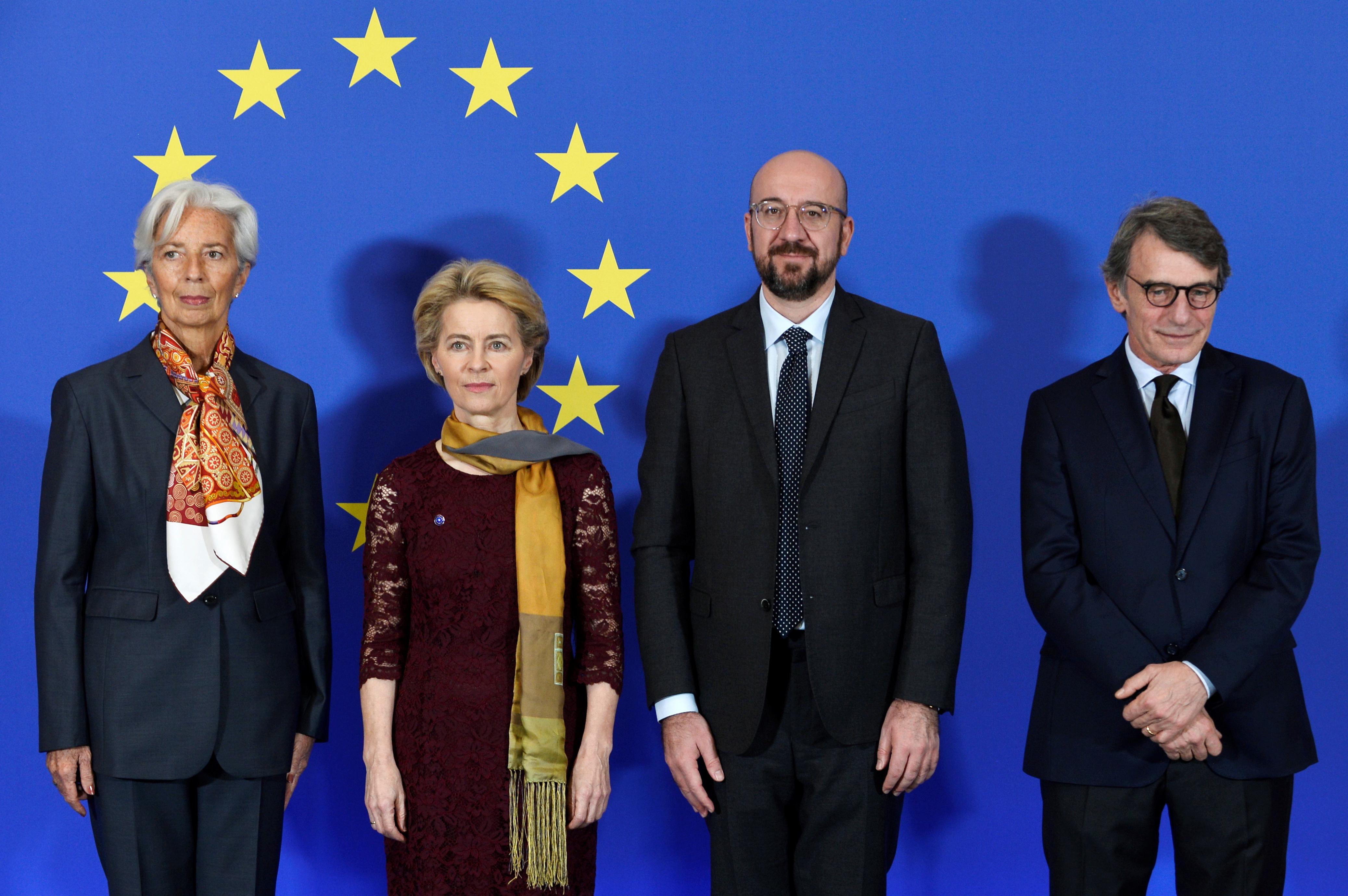 """Η ατζέντα του Ευρωπαϊκού Κοινοβουλίου και η… """"πρωτάρα"""" Κριστίν Λαγκάρντ"""