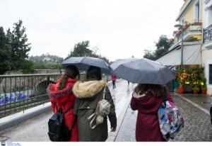Καιρός: Μεγάλη πτώση της θερμοκρασίας και βροχές την Τετάρτη