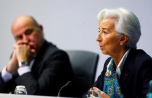 Λαγκάρντ: Εντυπωσιακά τα αποτελέσματα της Ελλάδας σε πλεόνασμα και ανάπτυξη