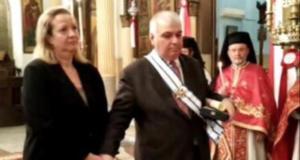 Ο Χριστόδουλος Λάζαρης Ειδικός Απεσταλμένος του Υπουργείου Εξωτερικών για θέματα Λιβύης