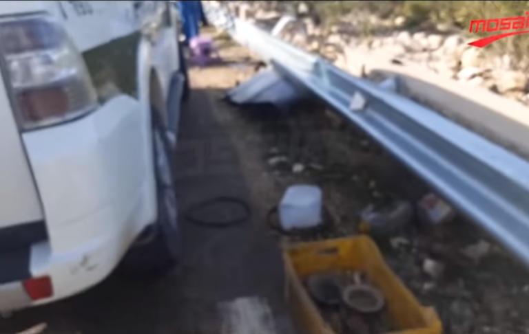 Τυνησία: Φρικιαστικό δυστύχημα με 24 νεκρούς! video