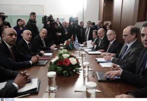 Στο ελληνικό κοινοβούλιο ο Πρόεδρος της Βουλής της Λιβύης