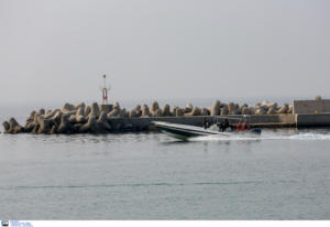 """Μονεμβασιά: Βυθίστηκε το σκάφος """"ΑΤΤΑLLAH"""" λόγω της κακοκαιρίας"""