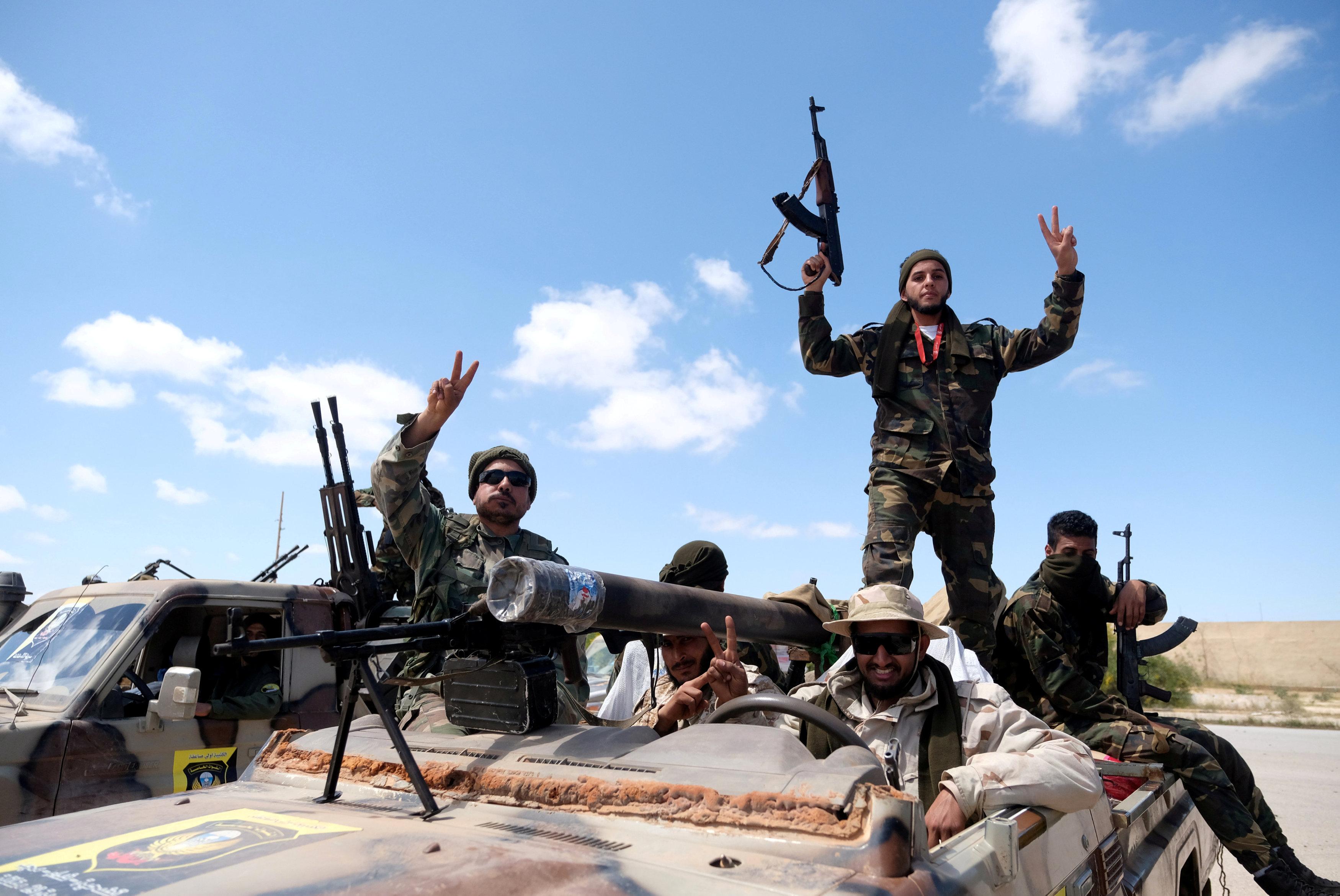 Χάφταρ - Τρίπολη - Λιβύη