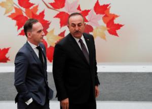 Βερολίνο: Ουδέν σχόλιο για τη συμφωνία της Τουρκίας με τη Λιβύη