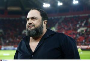 """Ολυμπιακός – Μαρινάκης: """"Εύχομαι να κατακτήσουμε το πρωτάθλημα το 2020!"""""""