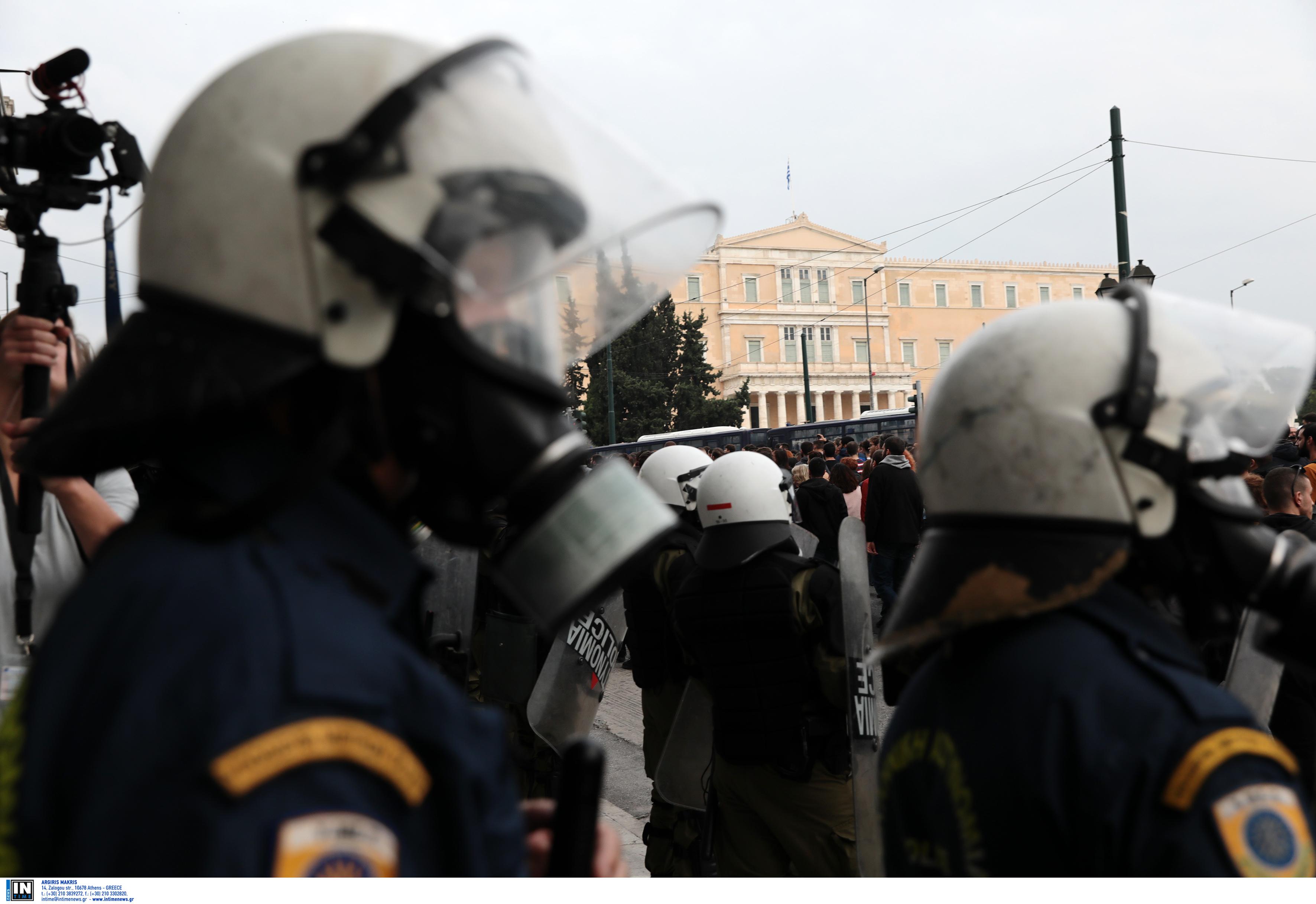 «Αστακός» η Αθήνα για την επέτειο της δολοφονίας Γρηγορόπουλου! Κλειστοί σταθμοί του μετρό!