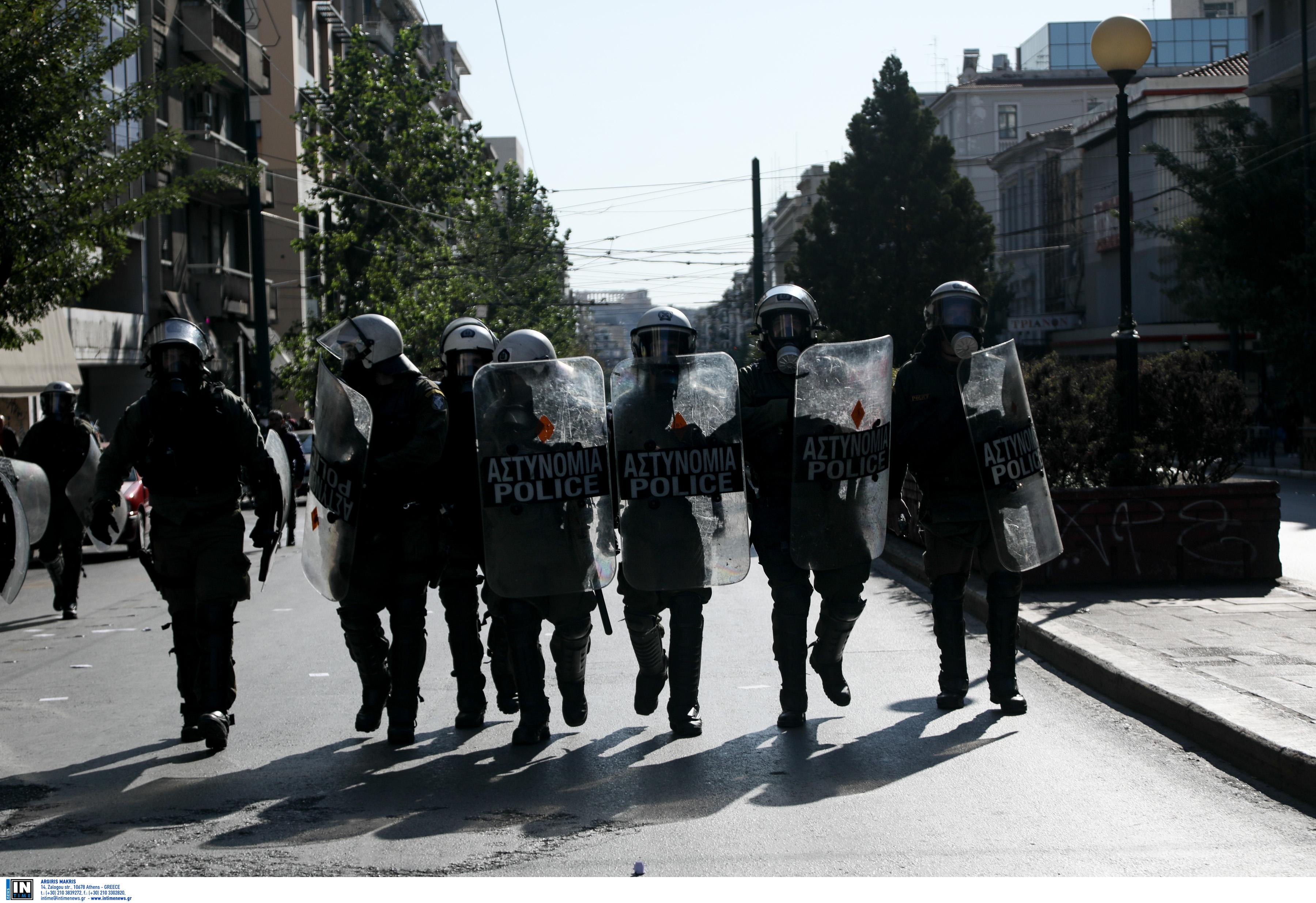 «Κάστρο» η Αθήνα για την επέτειο της δολοφονίας Γρηγορόπουλου - Ελικόπτερα, drone και 3.000 αστυνομικοί επί ποδός