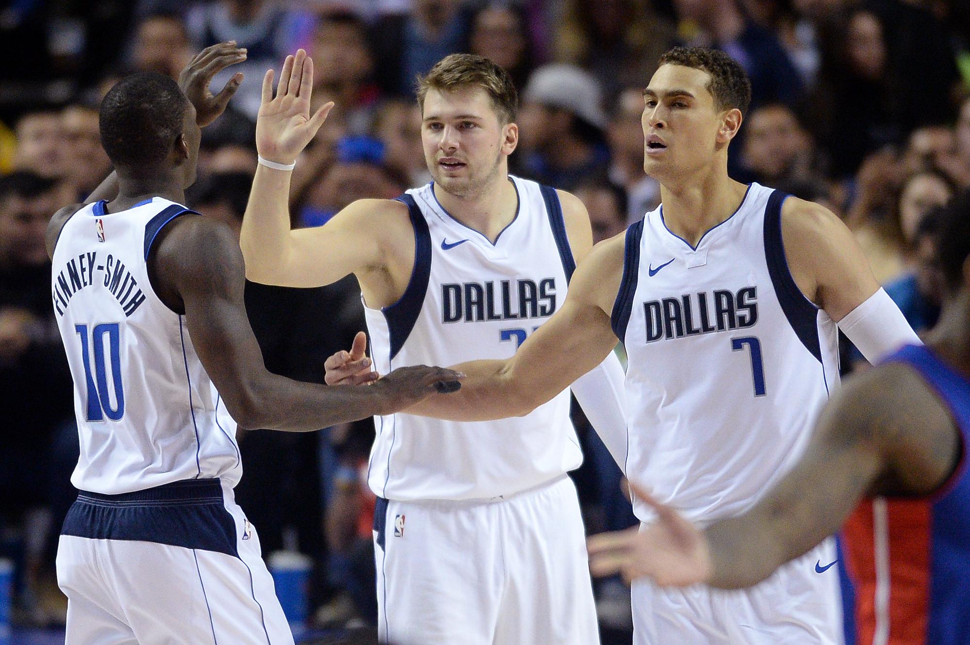 Μαγικός Ντόνσιτς για τους Μάβερικς! Τα αποτελέσματα στο NBA (video)