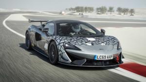 H McLaren έφτιαξε ένα αγωνιστικό αυτοκίνητο για τον δρόμο! [pics]