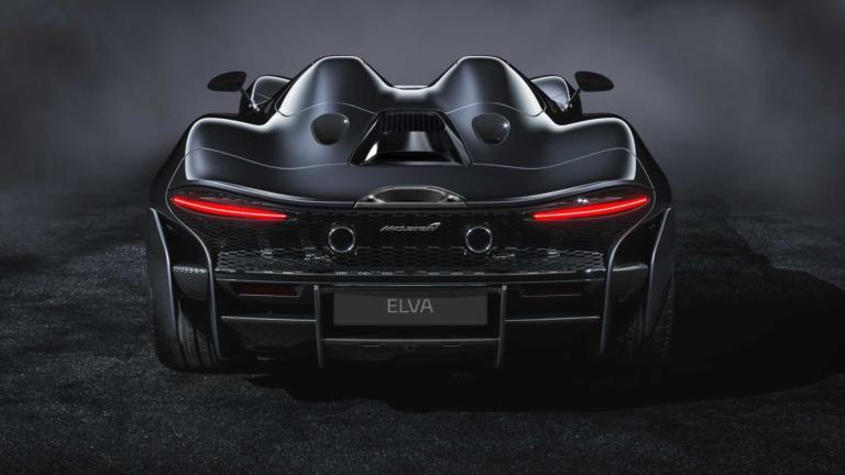 Η McLaren ετοιμάζει υβριδικό σούπερκαρ με τετρακίνηση