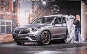 H Mercedes-Benz γυρίζει την πλάτη στο Σαλόνι Αυτοκινήτου της Νέας Υόρκης
