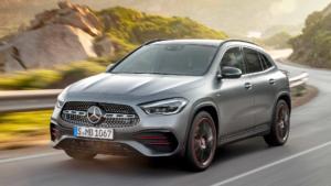 Αποκαλυπτήρια για τη νέα Mercedes-Benz GLA που μεγάλωσε σε διαστάσεις! [vid]